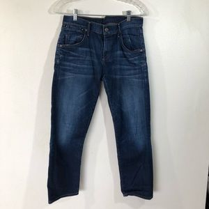 Citizens of Humanity Dylan Drop Rise Cropped Jeans